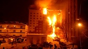 Пожарные страсти или кто ответит за сгоревший дом?