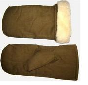 Купить рукавицы рабочие разных видов  в Смоленске  ООО «Альфа» - foto 0